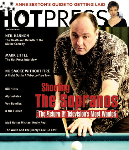 Hot Press 28-07: The Sopranos