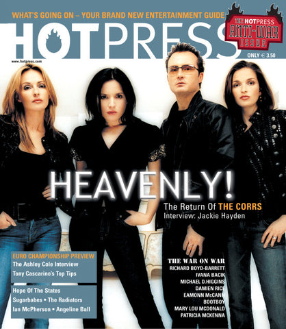 Hot Press 28-11: The Corrs