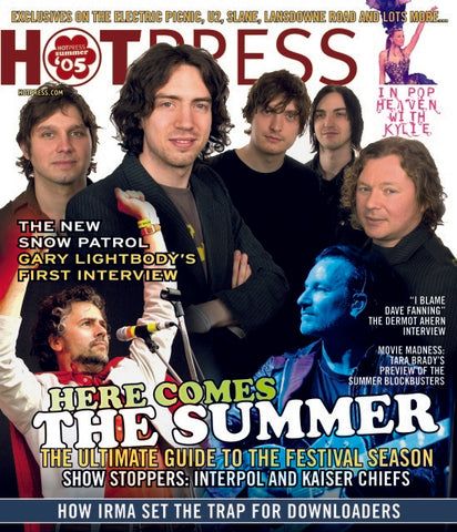 Hot Press 29-08: Summer