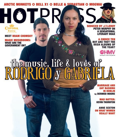 Hot Press 30-03: Rodrigo y Gabriela