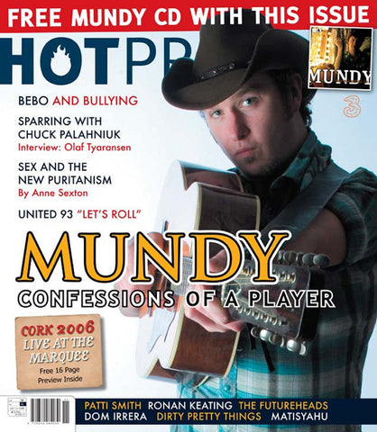 Hot Press 30-11: Mundy