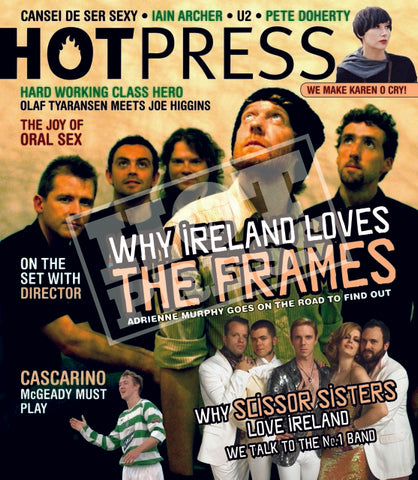 Hot Press 30-20: The Frames