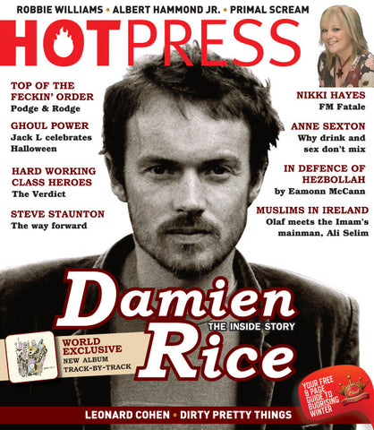 Hot Press 30-21: Damien Rice
