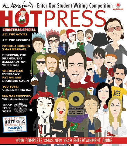 Hot Press 30-24: HP Summit