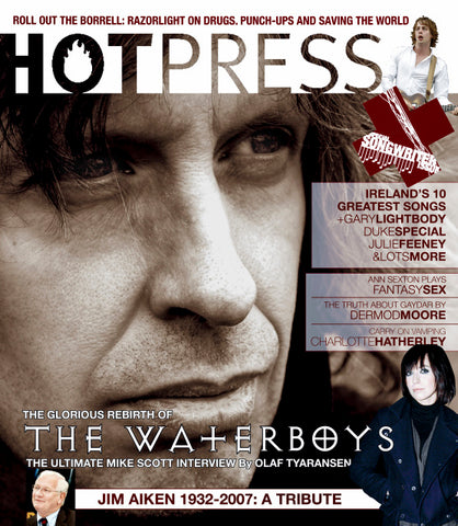 Hot Press 31-05: The Waterboys