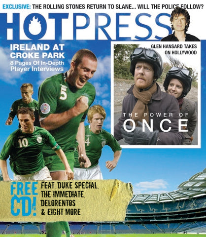 Hot Press 31-06: Soccer Special - Once