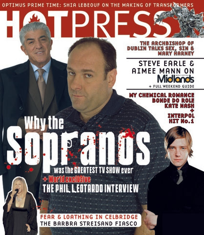 Hot Press 31-15: The Sopranos