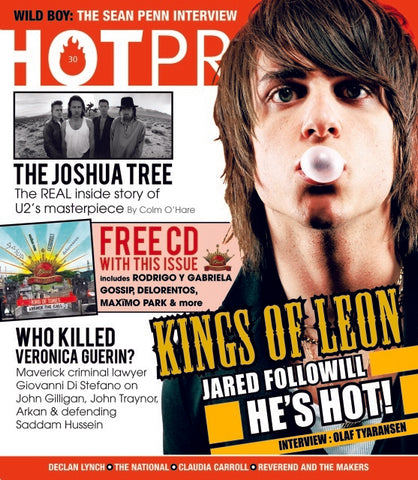 Hot Press 31-23: Kings of Leon