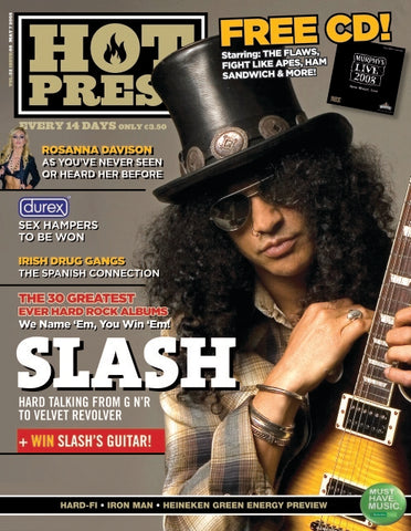 Hot Press 32-08: Slash