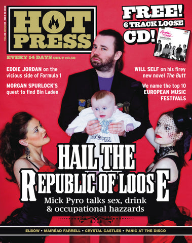 Hot Press 32-09: Republic of Loose