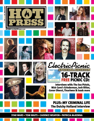 Hot Press 32-16: Electric Picnic