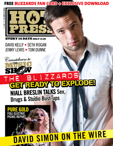 Hot Press 32-18: The Blizzards
