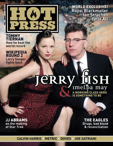 Hot Press 33-08: Jerry Fish & Imelda May