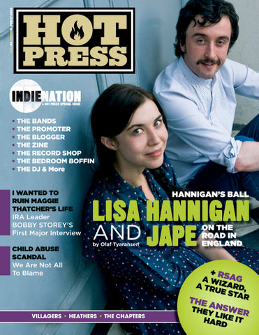 Hot Press 33-11: Lisa Hannigan & Jape