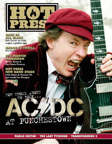 Hot Press 33-12: ACDC