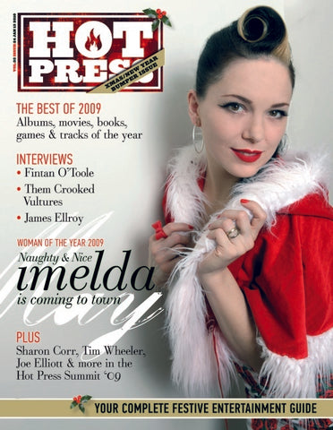 Hot Press 33-24: Imelda May