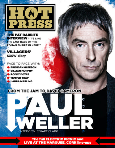 Hot Press 34-06: Paul Weller