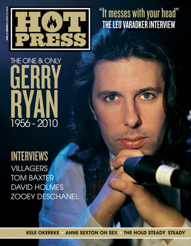 Hot Press 34-09: Gerry Ryan