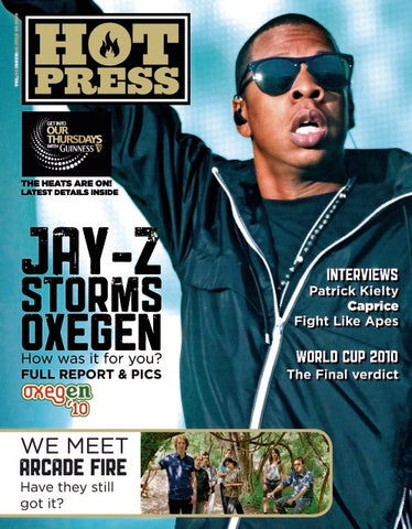 Hot Press 34-14: Jay-Z