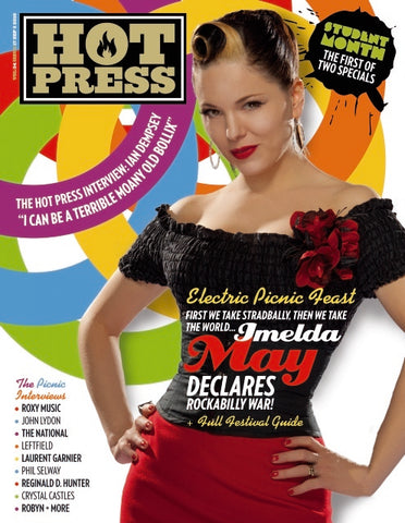 Hot Press 34-17: Imelda May Electric Picnic