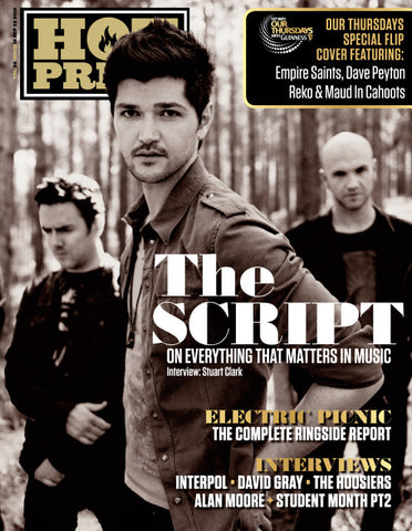 Hot Press 34-18: The Script
