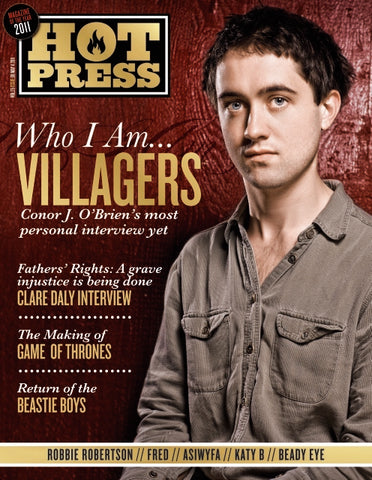 Hot Press 35-08: Villagers