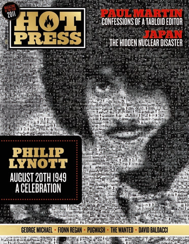 Hot Press 35-16: Philip Lynott