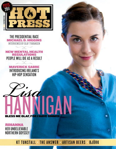 Hot Press 35-20: Lisa Hannigan