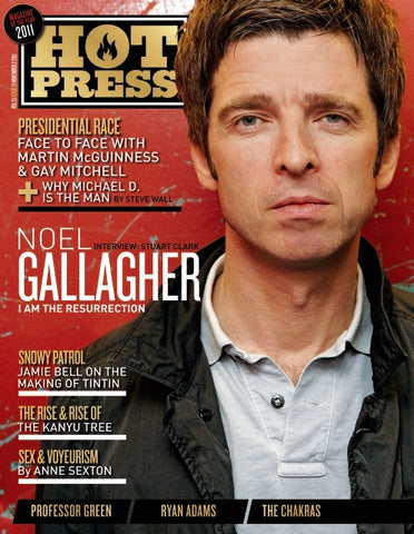 Hot Press 35-21: Noel Gallagher
