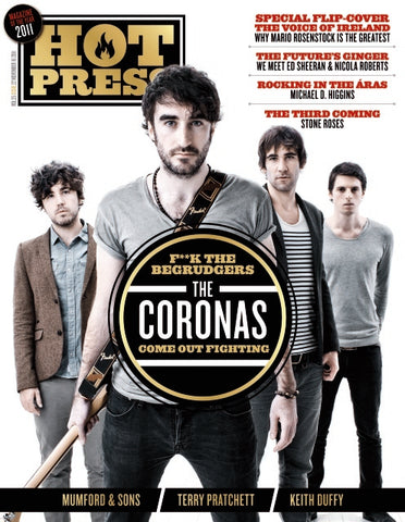 Hot Press 35-22: Coronas
