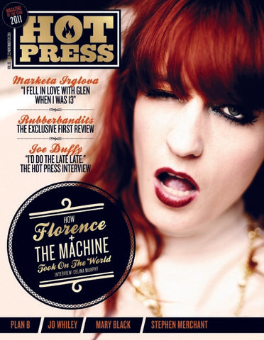 Hot Press 35-23: Florence & The Machine