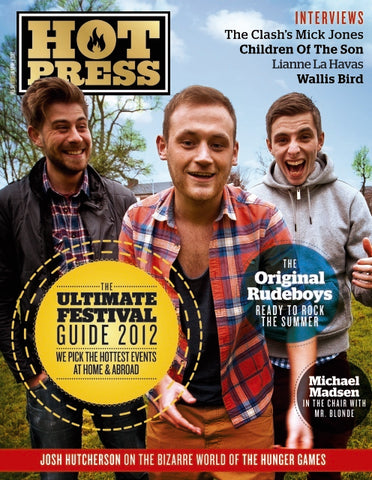 Hot Press 36-06: Original Rudeboys