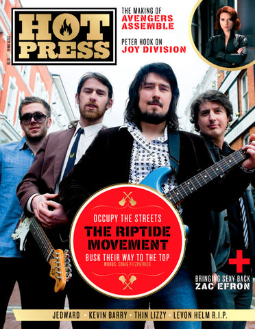 Hot Press 36-09: The Riptide Movement