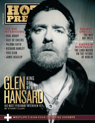 Hot Press 36-12: Glen Hansard