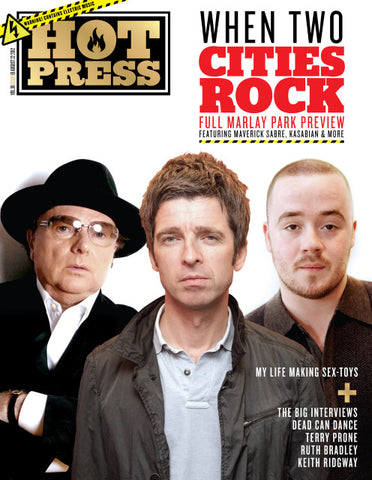 Hot Press 36-16: Two Cities