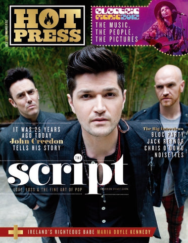 Hot Press 36-18: The Script