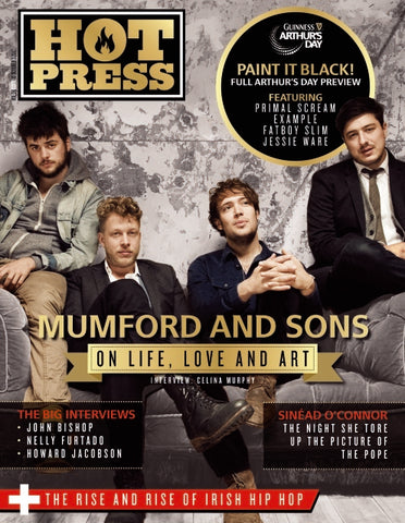Hot Press 36-19: Mumford And Sons