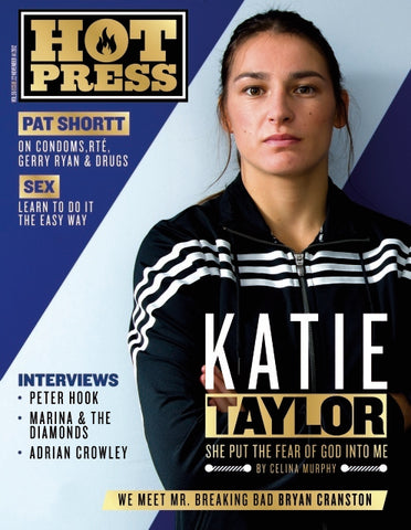 Hot Press 36-22: Katie Taylor