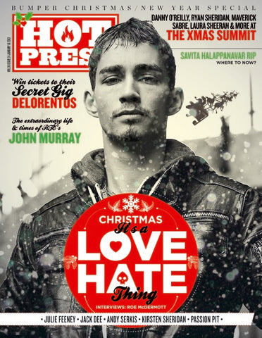 Hot Press 36-24: Love/Hate
