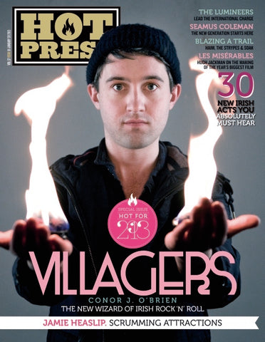 Hot Press 37-01: Villagers