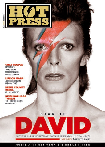 Hot Press 37-04: David Bowie