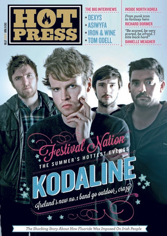 Hot Press 37-07: Kodaline