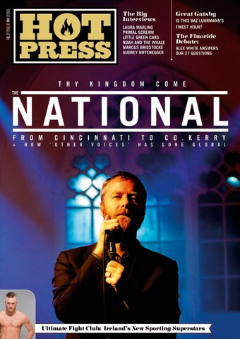 Hot Press 37-09: The National