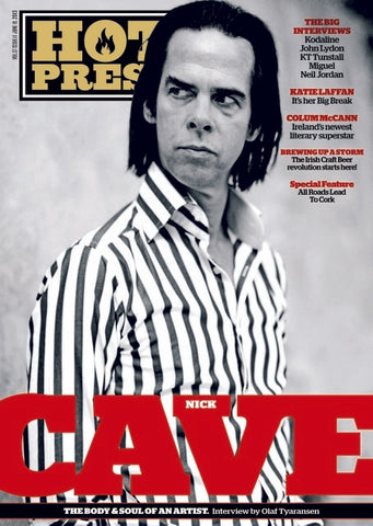 Hot Press 37-11: Nick Cave