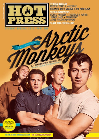 Hot Press 37-17: Arctic Monkeys
