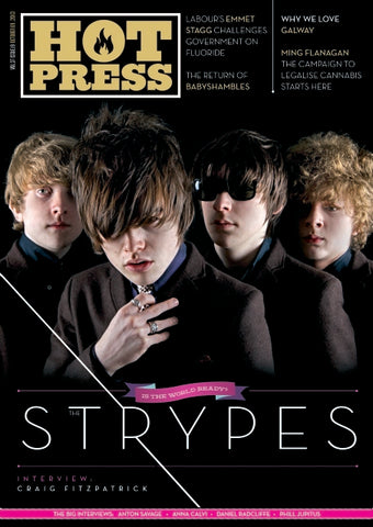 Hot Press 37-19: The Strypes