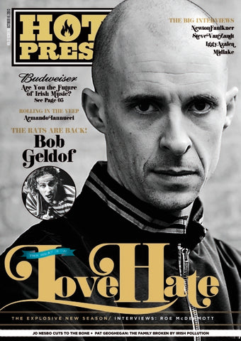 Hot Press 37-20: Love/Hate