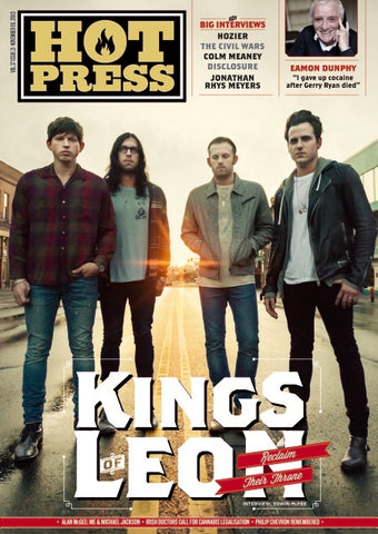 Hot Press 37-21: Kings of Leon