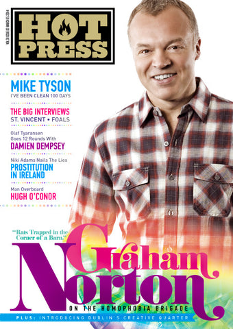 Hot Press 38-03: Graham Norton