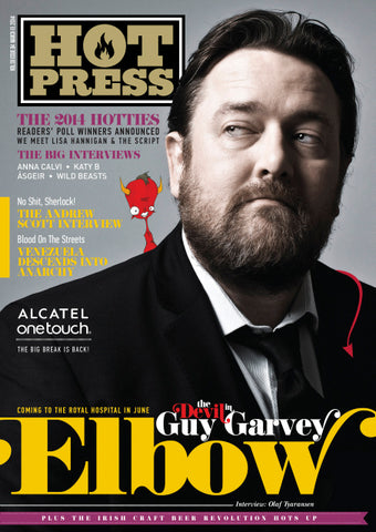 Hot Press 38-04: Elbow
